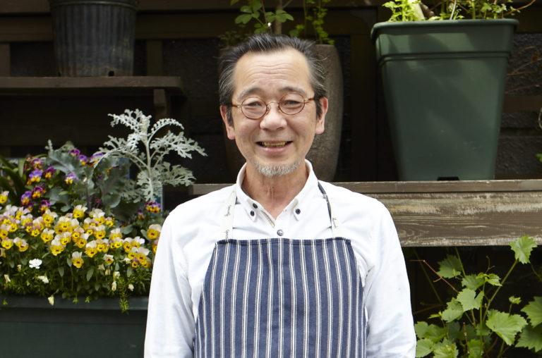 「築地御厨」の内田悟さん