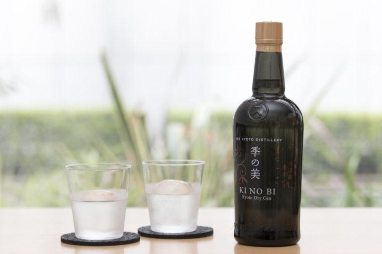 體現京都之高雅與洗練的日本精釀琴酒