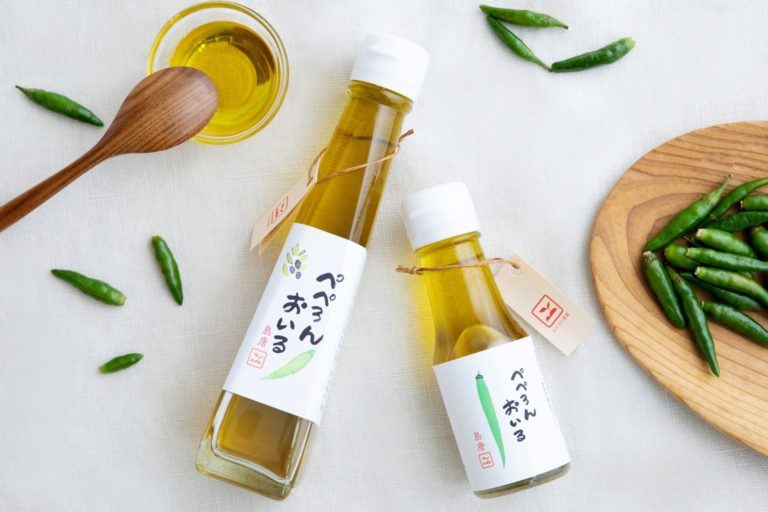 A Versatile Island-Born Oil Packed with the Flavors of Green Chilies