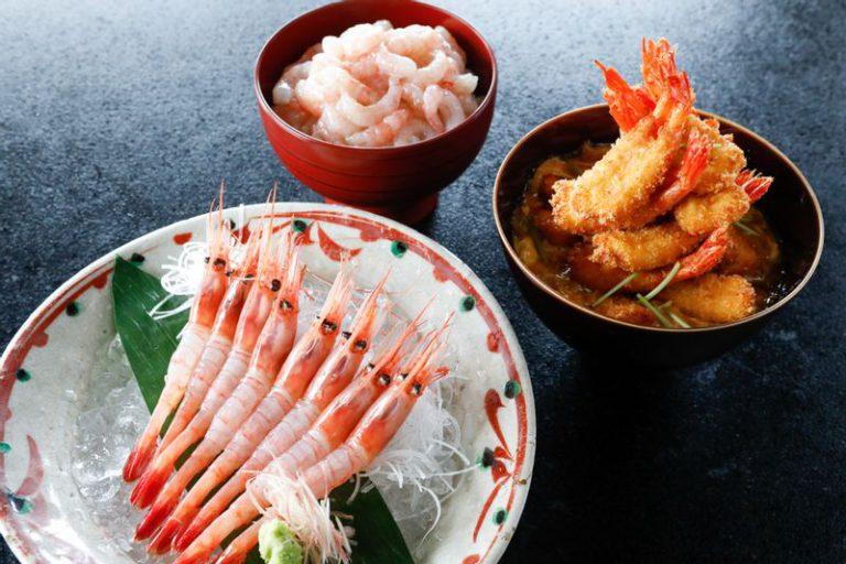 越前蟹の坊の人気料理