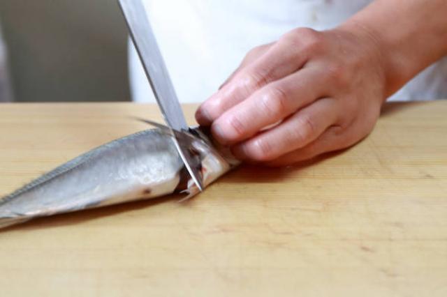 魚の捌き方