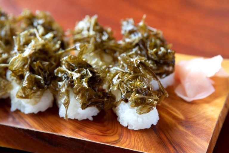 島海苔の島寿司