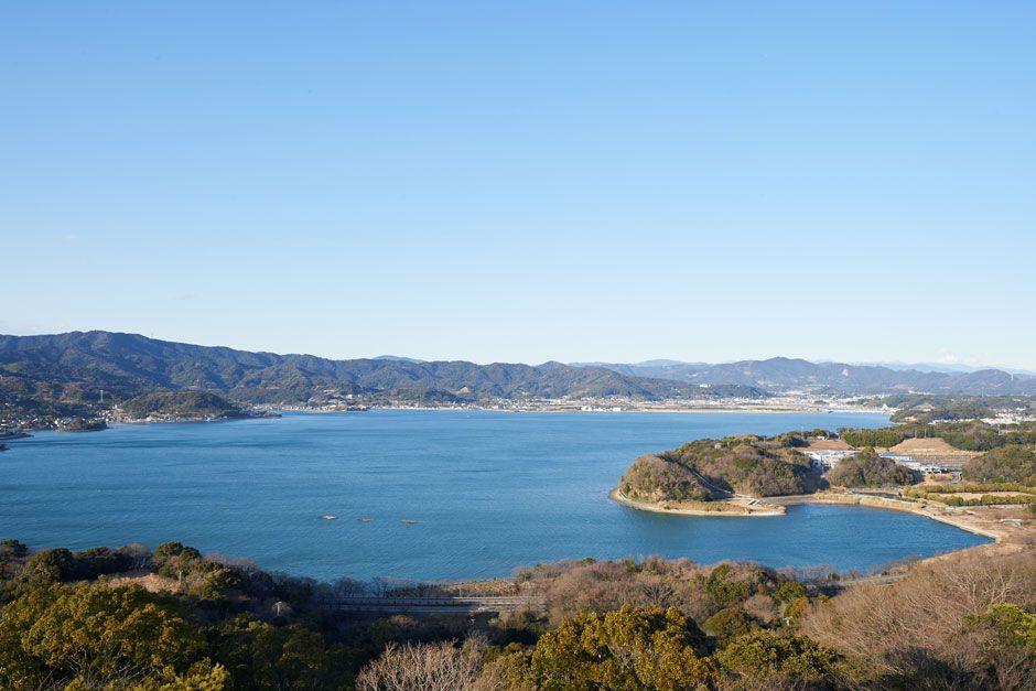 浜名湖写真