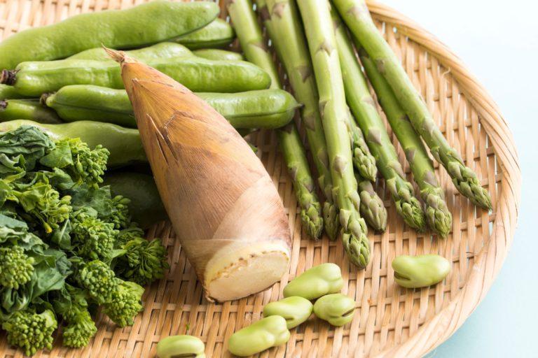 Spring Vegetables Awaken the Body