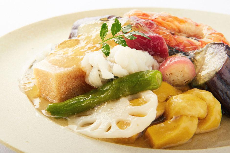 和久傳 京のひめ苞 夏野菜と彩りオードブル