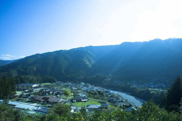 徳島県那珂町