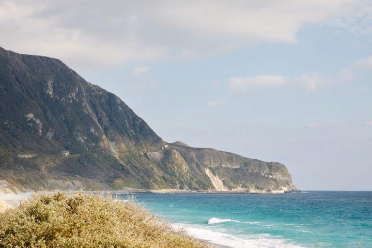 新島の風景