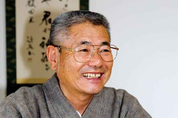 横尾昭男さん
