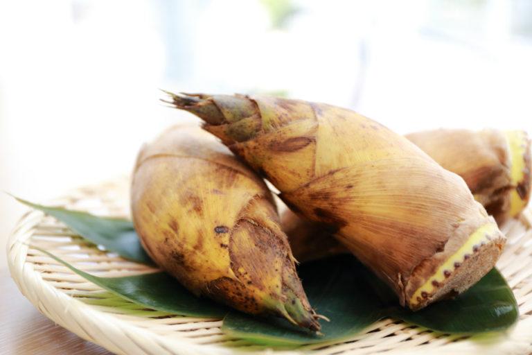 「春季蔬菜 竹筍」