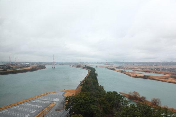 木曽三川写真