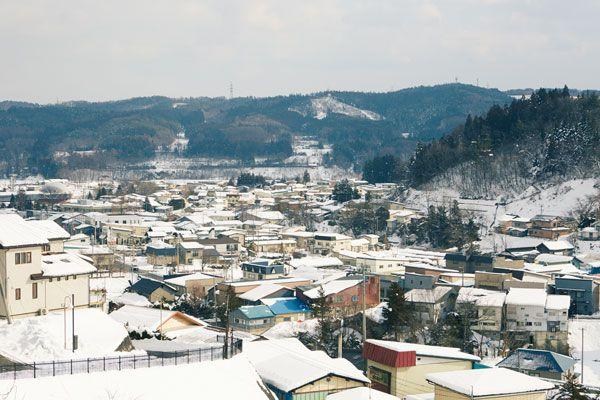 田子町写真