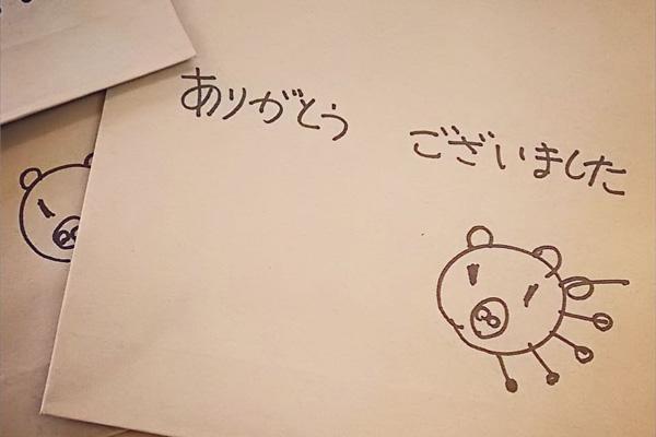 手書きのイラスト