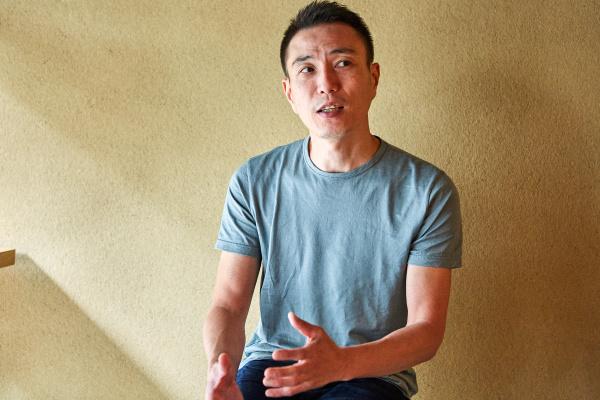 UCHUwagashi木本勝也さん
