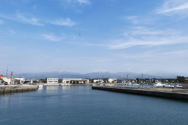 富山湾写真