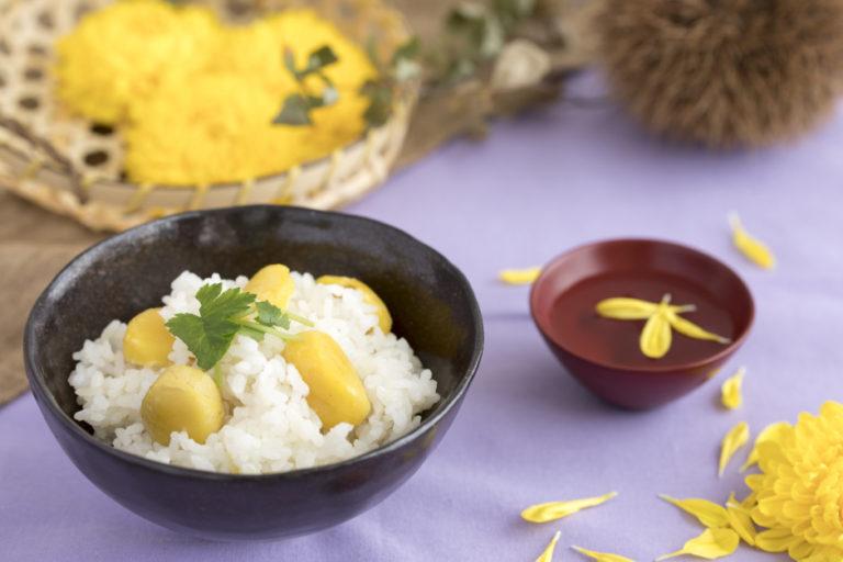 Enjoying Go-sekku (Five Seasonal Festivals): September 9, Choyo no Sekku