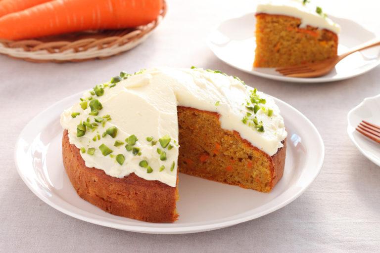 品味「當季」的季節性甜點「胡蘿蔔」