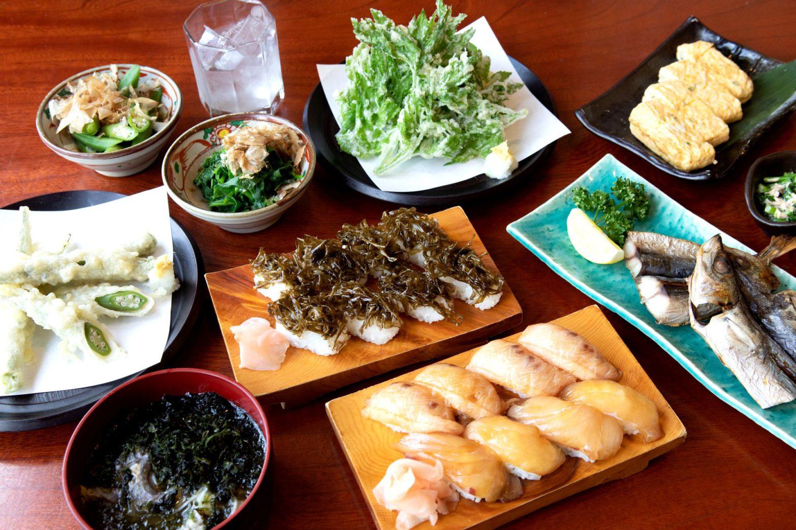 伊豆諸島の郷土料理