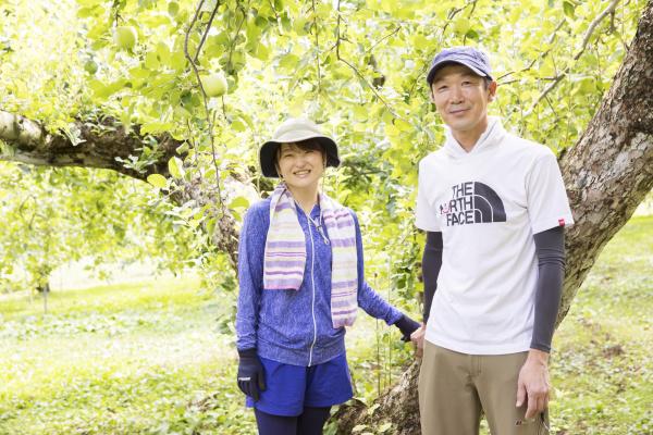 小さな癒しの宿sinra遠藤さん夫妻