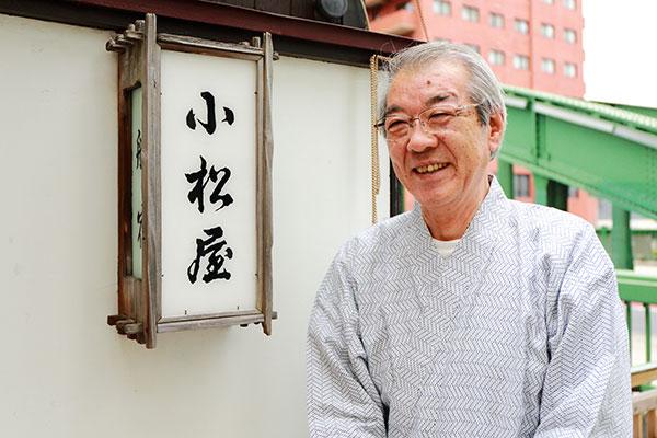 佐藤勉さん