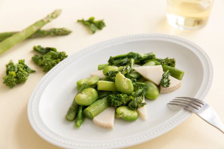 春野菜のエチュべ
