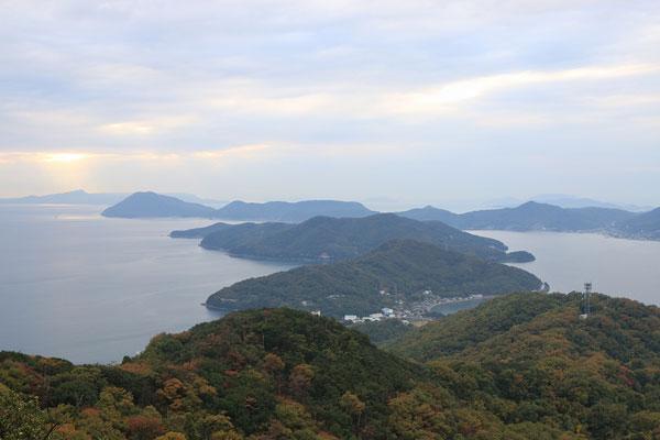 小豆島風景写真