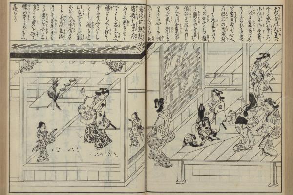 日本風俗図絵