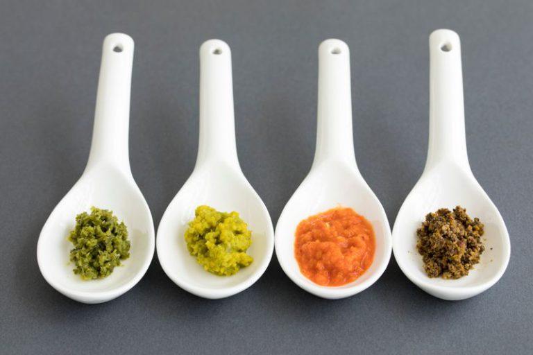 フミ子の生ゆず胡椒4種類