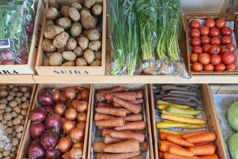 """""""旬""""の野菜で身体に自然のリズムを取り戻す ―八百屋「瑞花」矢嶋文子"""
