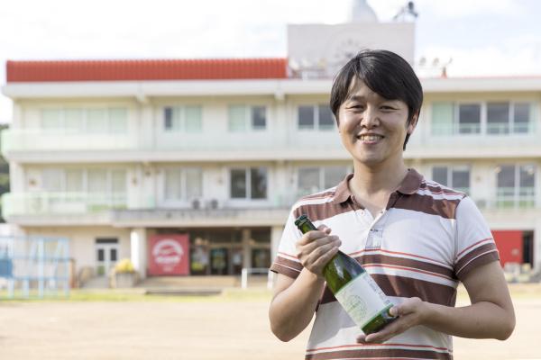 林檎学校醸造所小野司さん