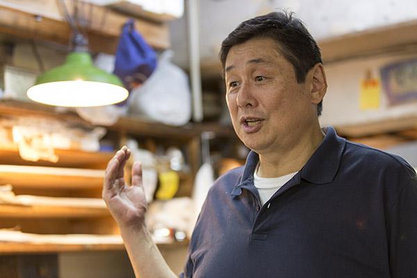 小川文博さん