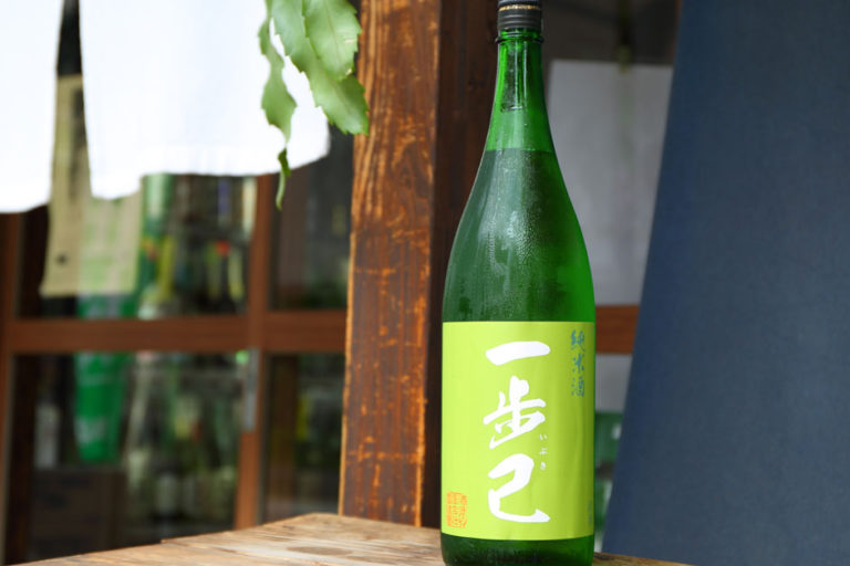 One step taken by a young sake brewer in Fukushima