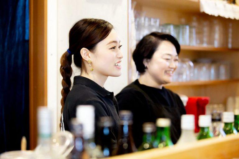 大吉丸立石恵美さんと琴乃さん
