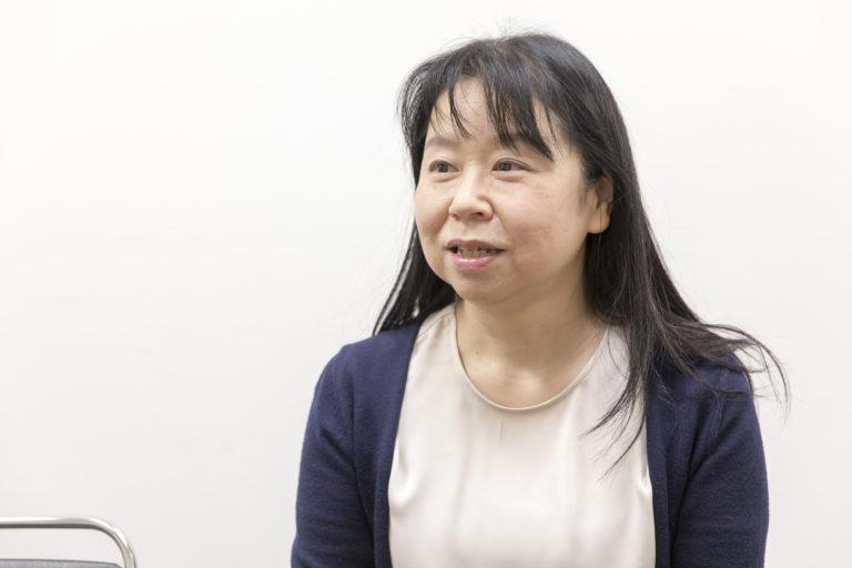 虎屋文庫の森田環さん