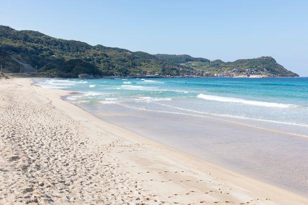 サーファーズビーチ「大浜」