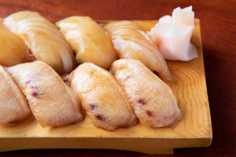 伊豆諸島の島寿司
