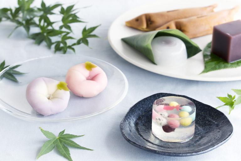 季節と出逢う「夏の和菓子」