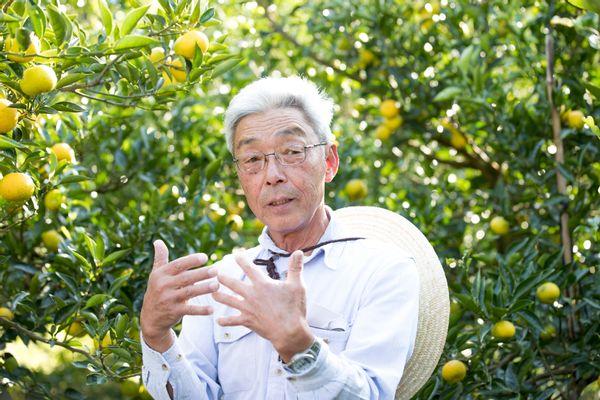 「長門ゆずきちの会」吉村多能志さん