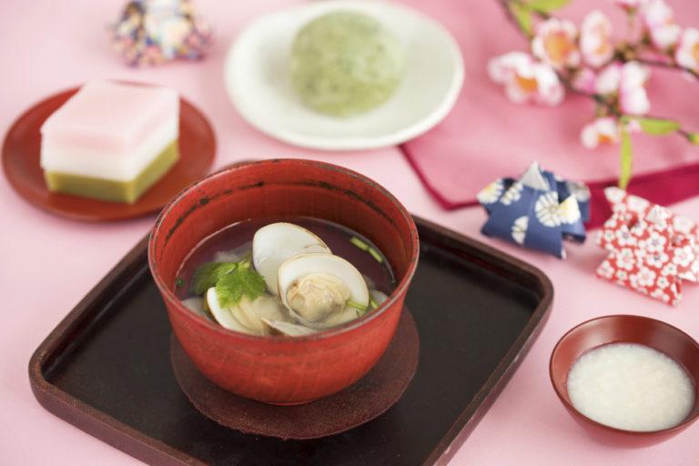 Enjoying Go-sekku (Five Seasonal Festivals): March 3, Joshi no Sekku