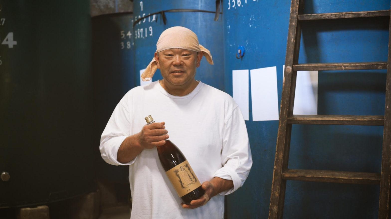 愛知県碧南市 小笠原味淋醸造のみりんづくり